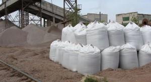 Доставка песка в мягких контейнерах (МКР)