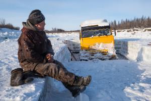 трудности строительства зимой
